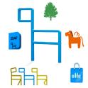 제주 올레 가이드 앱 logo