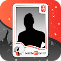 kickCard - My Panini Sticker icon