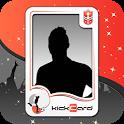kickCard - My Panini Sticker icon