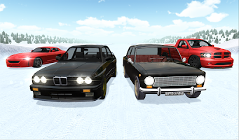 Screenshot of Russian Traffic Racer (alpha)