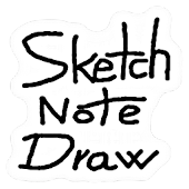 Sketch note draw