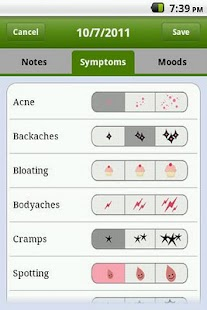 Period Tracker - screenshot thumbnail