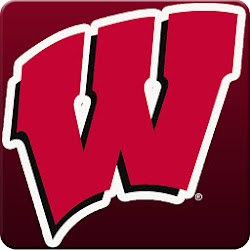 Wisconsin Badgers Live Clock