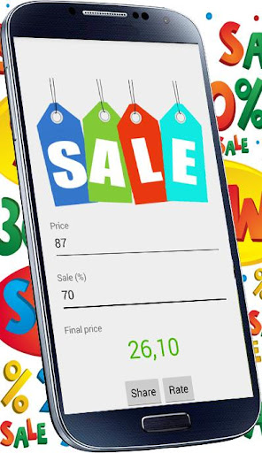 Sale price calculator free
