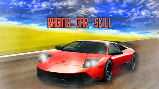 Racing Car Skill