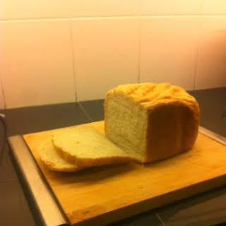 Bread Machine Sandwich Bread.