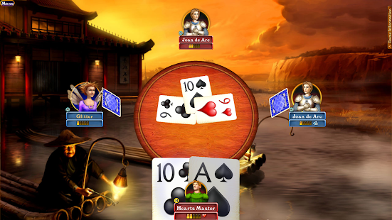 Hardwood Euchre - screenshot thumbnail