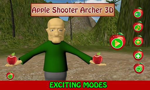リンゴシューターアーチャー3D