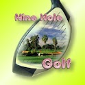 3D Nine Hole Golf logo
