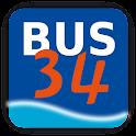 Bus34 logo