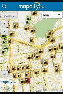 Mapcity 2.0 - screenshot thumbnail