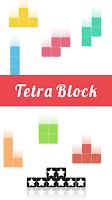 Screenshot of Tetra Block