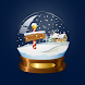 Snow Globe Live Wallpaper