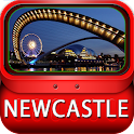 Newcastle Offline Map Guide icon