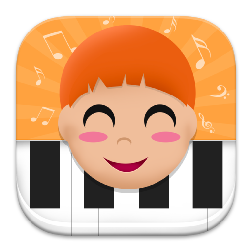 Piano Game for Kids LOGO-APP點子