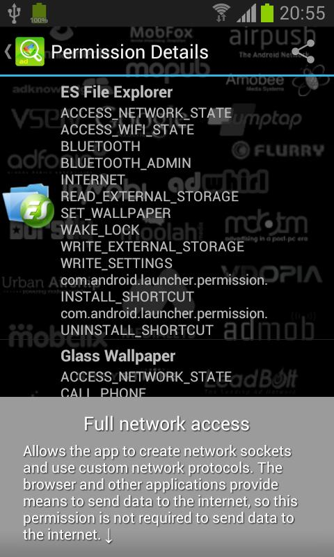 Addons Detector Screenshot 5