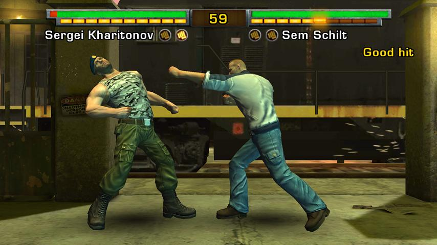 Fight Game: Heroes- screenshot