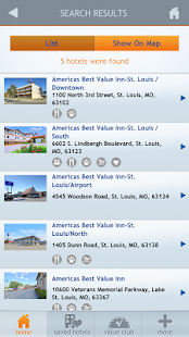 Americas Best Value Inn - screenshot thumbnail