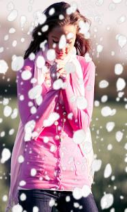 Snow Effect screenshot
