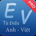 Tu dien Anh Viet -DictViet Pro icon