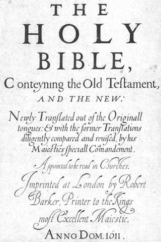 ● King James Bible FREE ● - screenshot