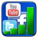 Get Social Media Followers mobile app icon