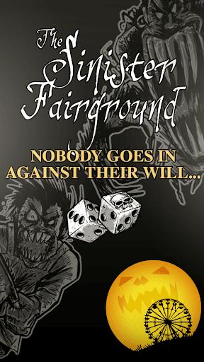 Sinister Fairground GAMEBOOK