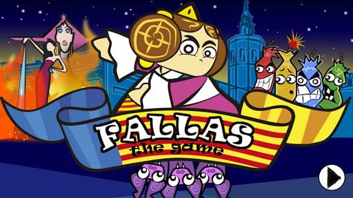 Fallas The Game 2014
