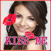 Victoria Justice Kissing Game