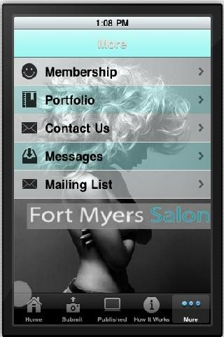 Fort Myers Salon- screenshot