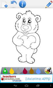 Valentines Game Coloring Book Mod Apk
