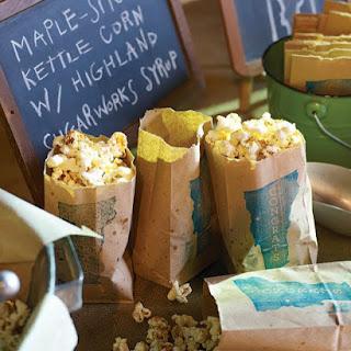 Maple-Spiced Kettle Corn.