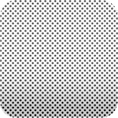 black white dots wallpaper42