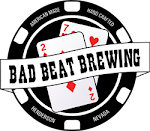 Logo of Bad Beat Ante Up Amber