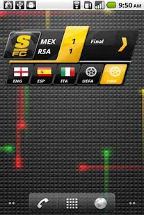 ScoreMobile FC Football Scores - screenshot thumbnail