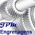 Gear mechanical engineering 4 icon