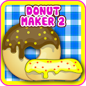 Donut Maker2-cooking game icon