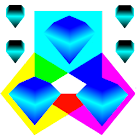 Diamond Fill icon
