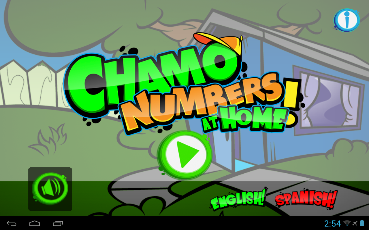 Numbers at Home Lite - 4 Kids - screenshot