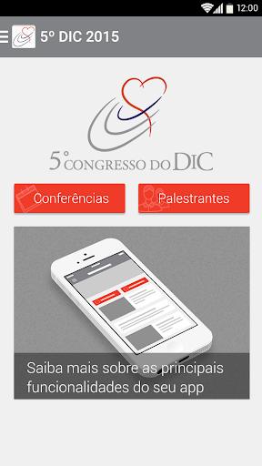 Congresso do DIC 2015