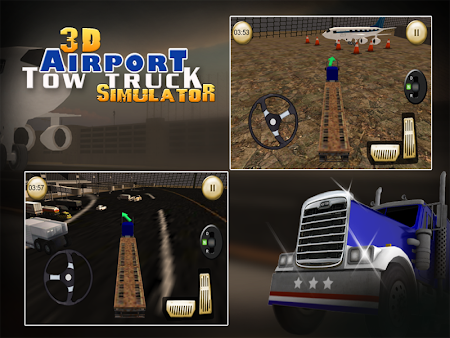 Airport Tow Truck Simulator 3D 1.0 screenshot 64494