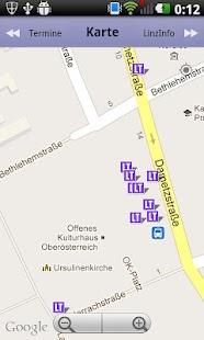 Linz Info - Hotspots, Events.. - screenshot thumbnail