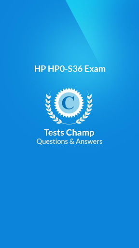 HP0-S36 Exam Questions