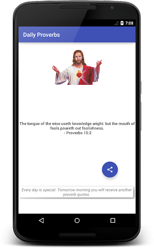 Proverbs Daily Bible Verses