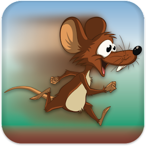 Mouse Run Icon