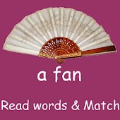 Phonics Read Words & Match
