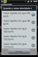 Screenshot of Speedcam: the world