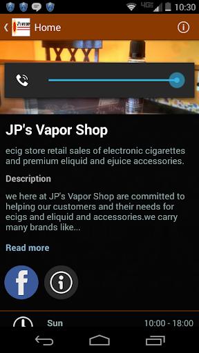 JP's Vapor Shop