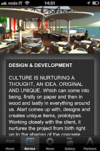 Alart furnishing culture - screenshot thumbnail
