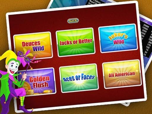 Card jackpot mania